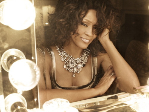LOS ANGELES, CA - JUNE 01: Singer/ songwriter Whitney Houston is photographed for Tour Book on June 1, 2010 in Los Angeles, California. (Photo by Randee St. Nicholas/Contour by Getty Images)